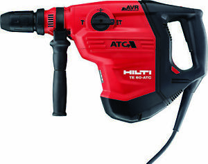 Hilti Te 80 Atc avr Drilling Demolition Brand New Kit