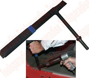 Auto Body Panel Separating Air Hammer Knife Sheet Metal Chisel Spot Cutter Tool