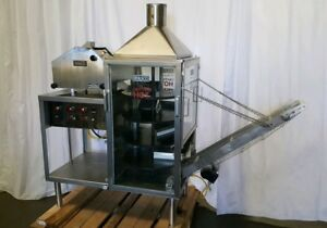 Be sco Commercial Tortilla Maker Baking Oven Model Beta 900 Tortilla Machine