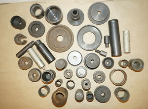 Lot Of 37 Miller Dodge Jeep Bearing Seal Tools