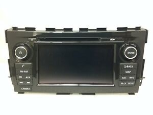 Gps Navigation Nav Radio Factory Original Never Installed Oem For 2014 15 Altima