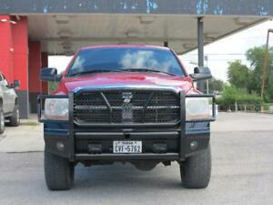 New Ranch Style Front Bumper 06 07 08 09 Dodge Ram 2500 3500 Hd Pipe