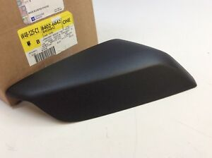 2016 2019 Chevrolet Malibu Passenger Side Mirror Cap Cover Black Textured New Oe