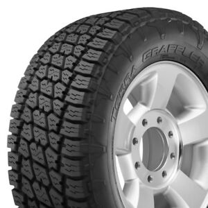 4 Lt 285 55r22 Nitto Terra Grappler G2 At Tires 285 55 22 10 Ply Lre