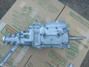 Rebuilt 1970 Muncie M 21 Close Ratio 4 Speed Transmission 3925661 3857584