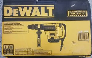 Dewalt D25721k 1 7 8 Sds Max Combination Rotary Hammer Kit