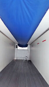 Thermo King New Brand Universal Air Chute for 40 Trailer Red Color