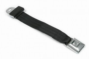 Brand New Seat Belt Extender Add 16 Black Color For Gm Gmc Ford Car Seatbelt