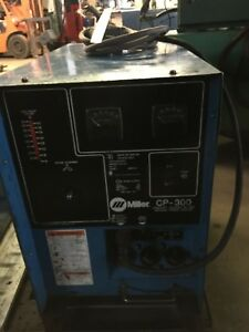 Miller Cp 300 Constant Voltage Dc Arc Welding Power Source
