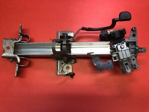 2002 2007 Jeep Liberty Bare Steering Column Tilt Floor Shift With Actuator Fits Jeep Liberty