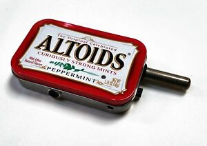 Geiger Counter Handmade In Altoids Tin Small Mini Miniature Pocket Geiger