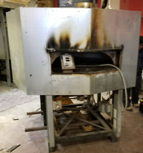 Woodstone Pizza Oven Gas Ws ms 6 rfg ir ng