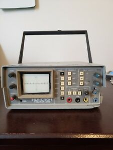 Huntron Tracker 2000 Pulse Semiconductor Signal Tracer Circuit Analyzer 2000a