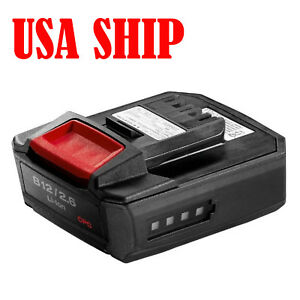 1 Pack B12 2 6 Battery_s For Hilti 2077977 Pack B 12 2 6