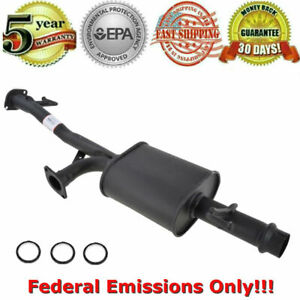 Exhaust Resonator Y Pipe For 2000 2002 Toyota Tundra 4 7l Federal Emissions