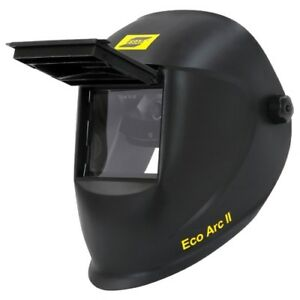 Esab Eco Arc Ii Flip Up Welding Helmet Welding Mask Tig Mig Mma