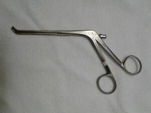 Xomed Suction Forceps Ref 3711124 3 5mm