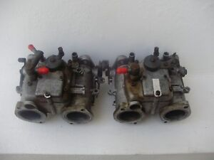 Solex C40 Addhe Performance Carburetors Toyota Datsun