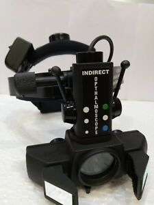 Ophthalmic Binocular Indirect Ophthalmoscope With Free Shipping Mg 41