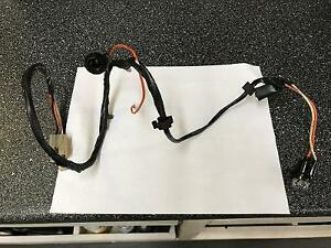 1967 Gto Lemans Tempest Automatic Console Lighting Harness
