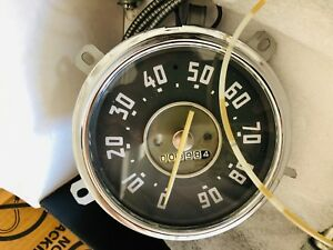1 Used 1950 1953 Chevrolet Pickup Truck 0 90 Mph Speedometer Assembly