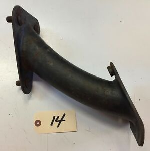 Ford Model A Rear Spare Tire Carrier Rat Rod Inv 14