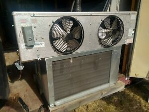 Compressor And Fan For Walk in Cooler And Compressor And Fan For Walk
