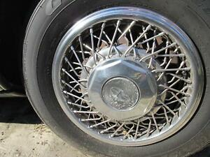 Wheel Cover Hub Cap Buick Riviera 89 90 91 92 93 15 In Wire Type