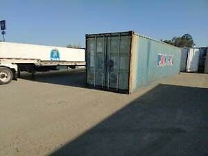 45 Shipping Container Office Survival Shed Break Room Grow Room