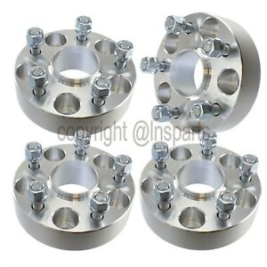 4pcs 1 5 Hubcentric Wheel Spacers 5x4 5 Fits Toyota Tacoma 2wd Highlander Supra