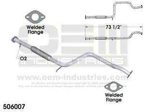 Epa Exhaust Pipe Fits 1999 Nissan Maxima