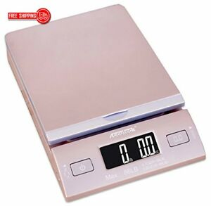 Dreamgold 86 Lbs Digital Postal Scale Shipping Scale Postage W usb Ac Adapter