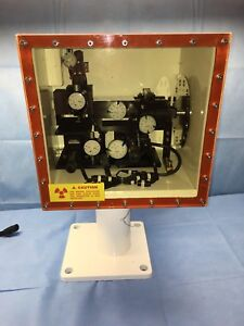 Rigaku Ru 200 Rotating Anode Generator X ray Mirror Enclosure
