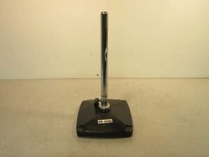 Reichert jung Heavy Duty Microscope Stand And Base 21 High