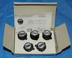 Lot 5 New Bourns Ct 23 6a Potentiometer Turns Counting Dial 10 Turns 3 digit