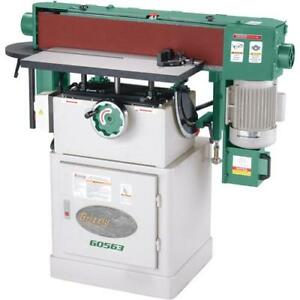 G0563 Grizzly Oscillating Edge Sander 2 Hp