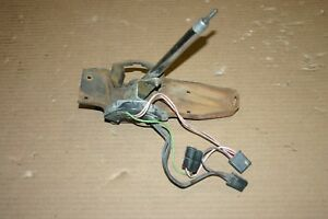 1968 1976 Corvette Automatic Shifter Assembly With Nuetral Saftey Switch
