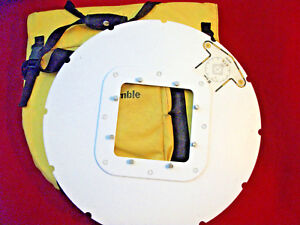 Trimble Gps Geodetic L1l2 Antenna Soft Bag Ground Plan Geo Xt Xh R8 R6 4000 4700
