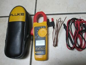 Fluke 325 True Rms Digital Clamp Meter Multimeter