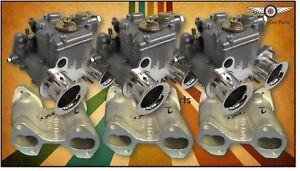 Bmw M30 Chain Drive Fajs Triple 45 Dcoe Weber Copy Side Draft Carburettor Kit