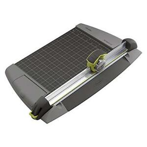 Swingline Paper Trimmer Cutter Rotary 12 Cut Length 15 Sheet Capacity Sma