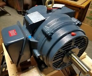 New Marathon 20 Hp 3 Phase Motor Cat Gt0024 230 460 Volt 3545 Rpm