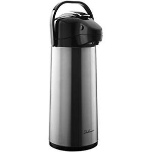 Bellemain 2 2 Liter Airpot Coffee Dispenser With Pump Stainless Steel Vacuum