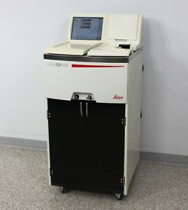 Leica Asp300s Fully Enclosed Automated Vacuum Tissue Processor Refurbished