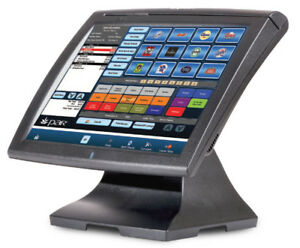 Par Everserv 550 m5150 15 Win 10 Touchscreen Pos Terminal With 64gb Ssd Brink