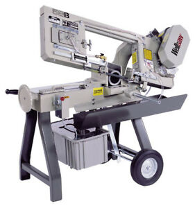 Wellsaw 58bd 9 1 2 X 11 Dry Horizontal Bandsaw Made In Usa Free Shiiping