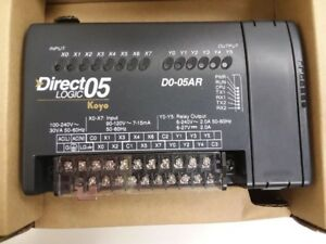 Koyo Direct Logic 05 D05 05ar Plc