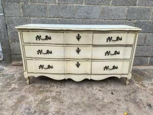 Beautiful Antique French Chest Of Drawers Vintage