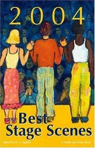 Best Stage Scenes Of 2004 Perfect D. L. Lepidus $4.49