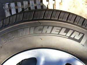 One Toyota Tundra Wheel And Tire New Take Off 45 Miles 18 Inch 255 70 R18